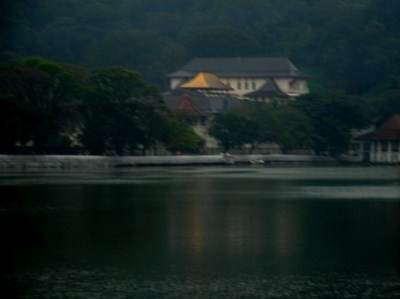 DALADA MALIGAWA – TEMPLE OF TOOTH RELIC