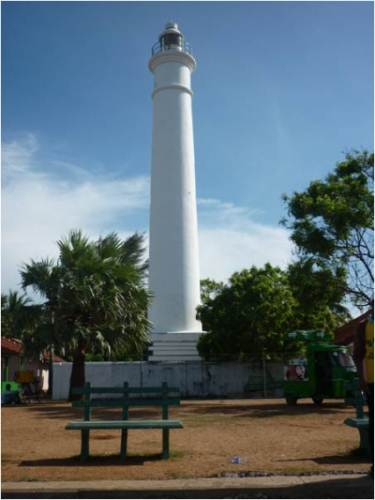Batticaloa lighthouse