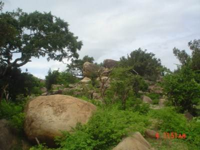 This rock called Kotiyagla