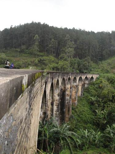 A marvel of Sri Lankan railway engineering