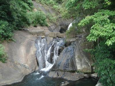 Beauty of Maha Bambarakiri Falls