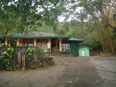 Place where we stayed (Illukkumbura Conservation Center)