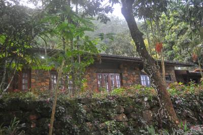 The Maskeliya Bungalow front view