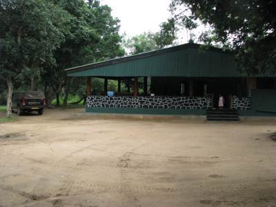 Thalgasmankada Wildlife Dept Bungalow - Yala National Park
