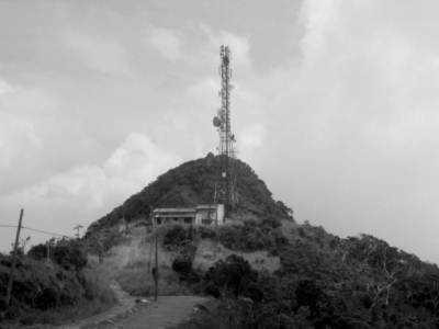 Suriyakanda Telecom tower