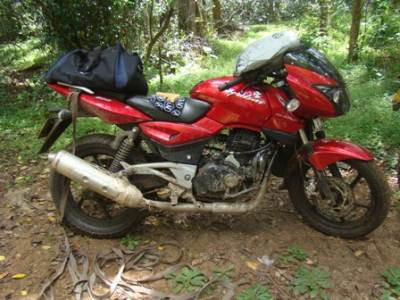 Danus Pulsar 200