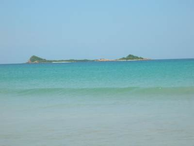 The Turquoise Blue Waters Of Nilaveli
