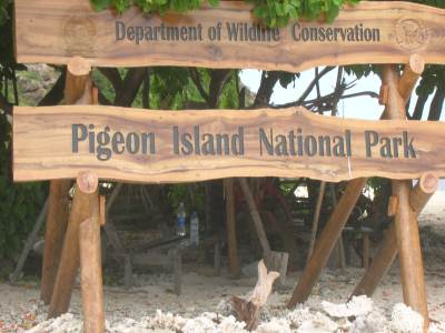 Welcome To Pigeon Island
