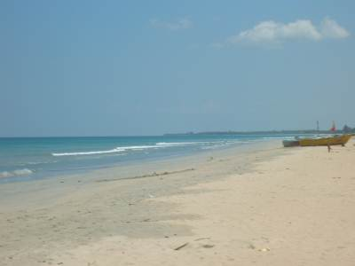 Gorgeous Sandy Beach - passikudah