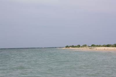 Calm, Shallow And Inviting Water - passikudah