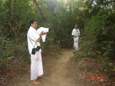 THE PATH TO DEVALAYA