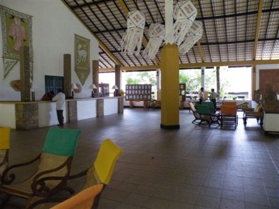Amaya lake Hotel Reception