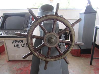 Demonstrative Exhibit – Ship's Wheel