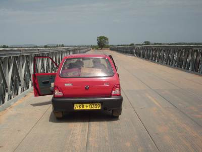 Kinniya Bridge – Longest in the country