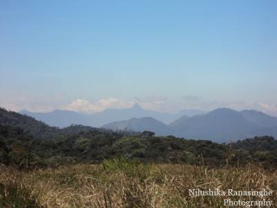 Sri Padaya from Horton Plains