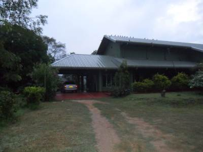 Irrigation Department Bungalow Wilgamuwa