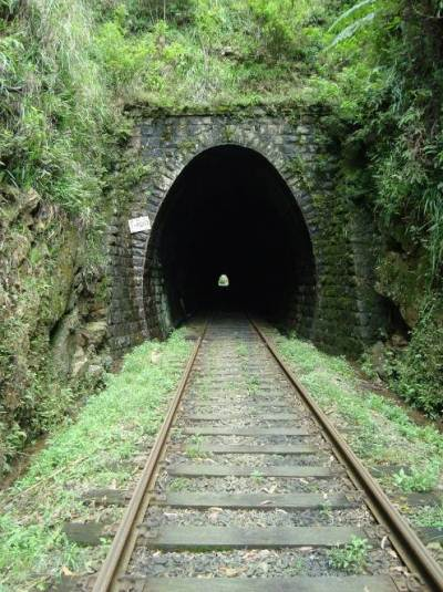 TUNNEL NO. 20