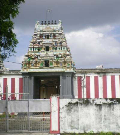 Thirukketiswaram Kovil