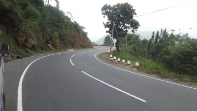 New Look of Kandy – Mahiyangana Road