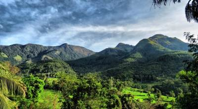 Nagrak and horton plains range