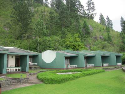 World's End Lodge – Rooms