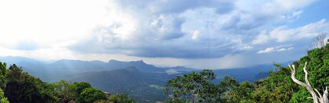 Panorama from view point no 3