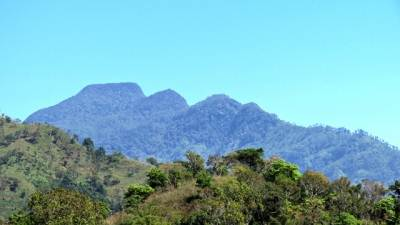 Nmunukula as seen from Miyan kandura