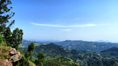 towards Badulla