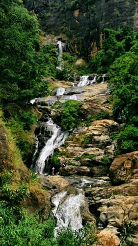 Babaragama Falls