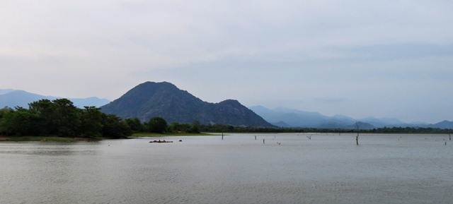at hadapanagala lake