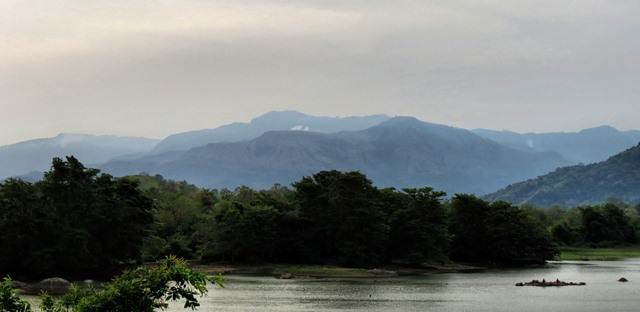Poonagala hills