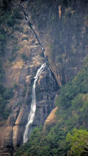 Babaragala falls