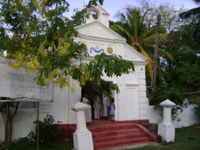 Weragampita Temple