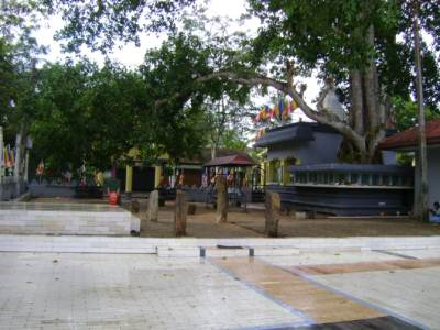 Bodhi Malu Viharaya (earlier called Thiruala Kovil)