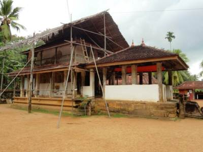 Old Dalada Maligawa (Being Renovated)