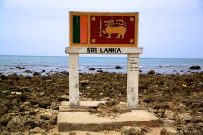 It was one of my dreams to travel to all four corners of Sri Lanka