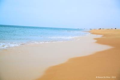 Manalkadu beach is as beautiful as the beaches you find on the East coast…