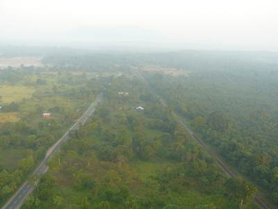 Habarana – Maradankadawala road and Maho – Baticaloa rail road