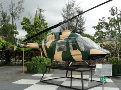 Bell 206 Jet Ranger