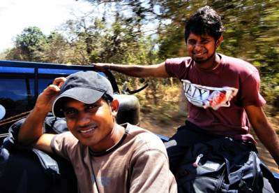 on the way to kudumbigala