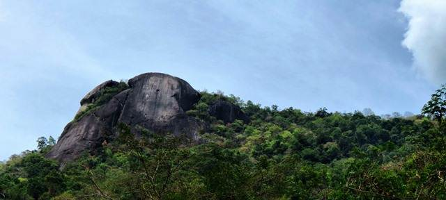the Monaragala Rock