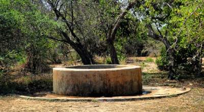 Fresh water wells