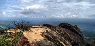 Summit of Monaragala