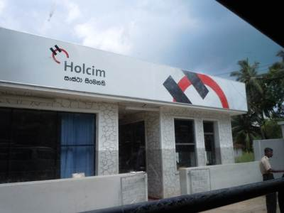 Holcim Cement Factory