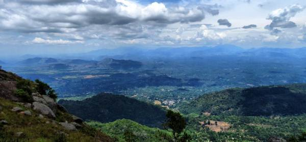Towards Monaragala