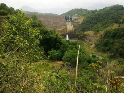 Samanalawewa hydro power project