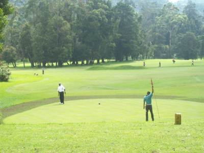 N'eliya golf course