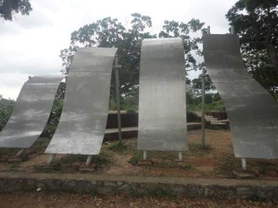 Tsunami Memorial at the Yala beach