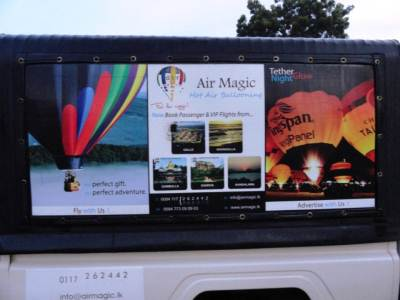 Air Magic - facilitator of Hot Air Ballooning