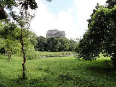 Sigiriya first glance
